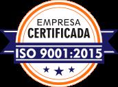 Selo ISO 9001:2015